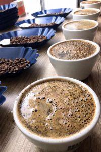 Дегустация на кафе